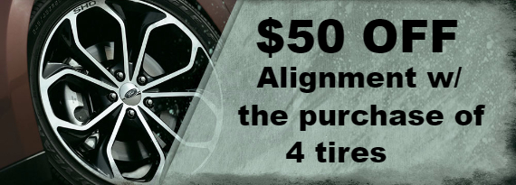 Richey Tire Service Promotions